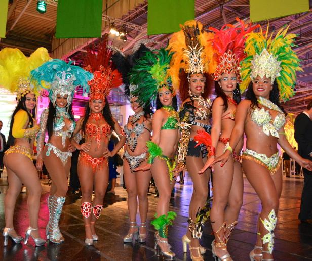 Unsere Sambagruppe